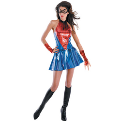 Adult Spider Girl Deluxe Costume
