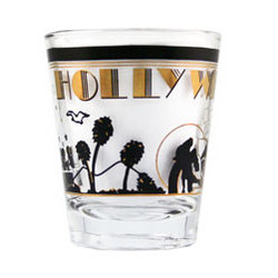 Hollywood Shotglass