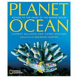 Planet Ocean Hardcover Book