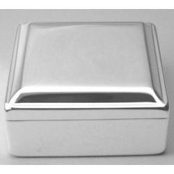 Personalized Square Jewelry Box