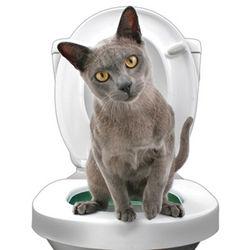 Litter Kwitter Cat Toilet Trainer System Multi Kat Kit