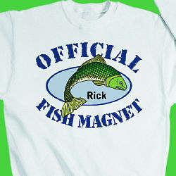 Fish Magnet Sweatshirt
