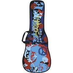 Jimi Hendrix Peace and Love Electric Guitar Gig Bag
