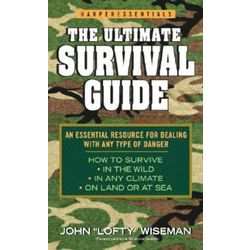 The Ultimate Survival Guide Book