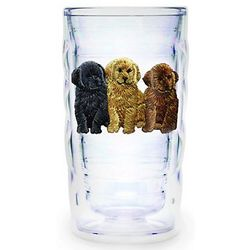 Lab Puppies 10 Oz. Wavy Tumbler