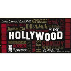 Movie Icons Wall Print