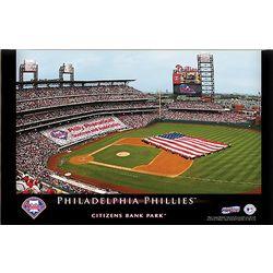 Philadelphia Phillies 16x24 Personalized Stadium Canvas