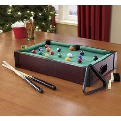 Tabletop Billiards Game