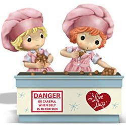 Precious Moments I Love Lucy We Can Handle Anything Figurine