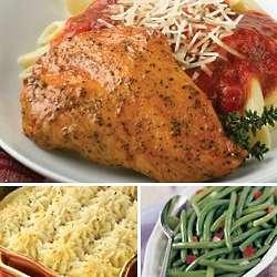Italian Chicken Feast