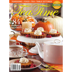 Tea Time Magazine 6-Issue Subscription
