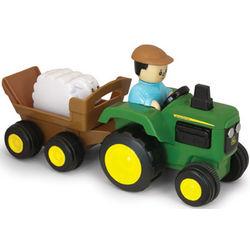 John Deere Pull n' Go Tractor