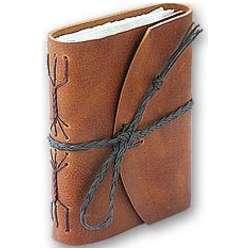 Leather Field Size Hunters Journal