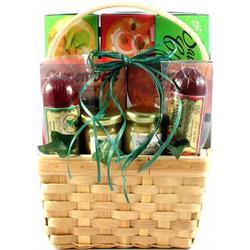 Sausage, Cheese & More Gift Basket