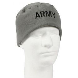 Army Embroidered Polar Fleece Watch Cap