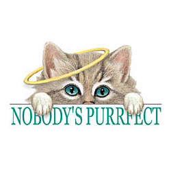 Nobody's Purrfect T-Shirt