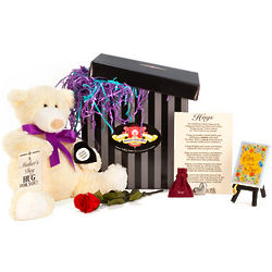 Mother's Day Teddy Bear Gift Box