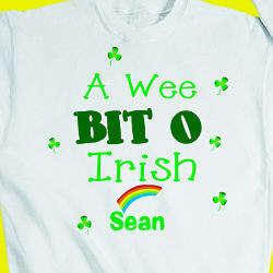 Youth's Wee Bit o Irish Sweatshirt