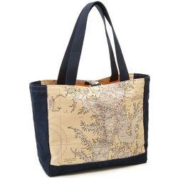 Custom Map Tote Bag