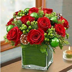 Winter Warmth Floral Bouquet