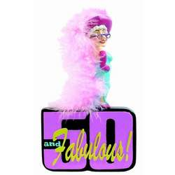 50 and Fabulous Biddy