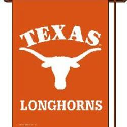 Texas Longhorns Garden Flag