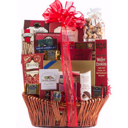 Ultimate Chocolate Decadence Gift Basket