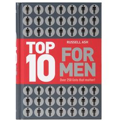 Top 10 for Men Book