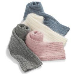 Sumptuous Angora Socks