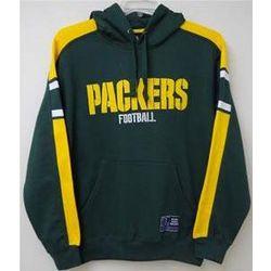 Packers Men's Passing Game Hooded Sweatshirt