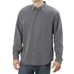 Men's Desert Pucker Long Sleeve Shirt