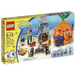 SpongeBob Squarepants Bikini Bottom Undersea Party LEGO Toys