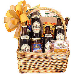 Guinness Beer Gift Basket