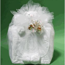 Baby's Christening Gift Tote