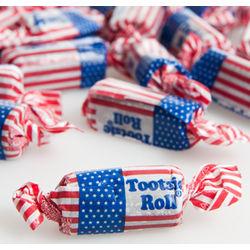 Patriotic Tootsie Rolls