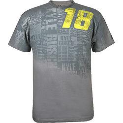 NASCAR Kyle Busch Speed Freak T-Shirt