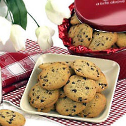 Sugar Free Chocolate Chip Cookies Gift Tin