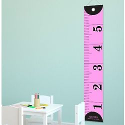 Personalized Measure Her Height Chart