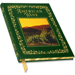 American Wine Illustrated Book