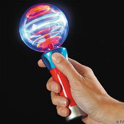 Light-Up Spinning Ball Wand