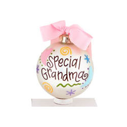 Special Grandma Personalized Christmas Ornament