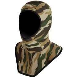 2mm Camouflage Hood