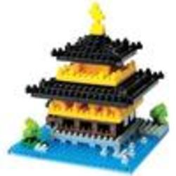 Kinkaku-Ji Nano Building Blocks