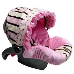 Pixie Stix Infant Car Seat Cover