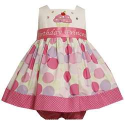Birthday Princess Baby Dress