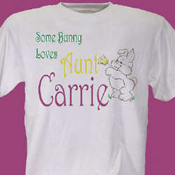 Some Bunny Loves T-Shirt