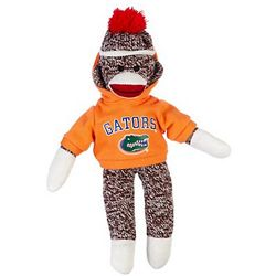 University of Florida Gators Sock Monkey Stuffed Animal