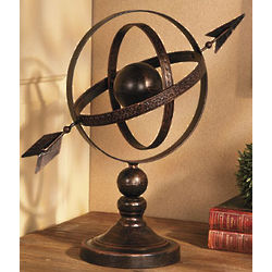 Armillary Sphere Table Decoration