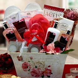 Imperial Japanese Cherry Blossom Gift Basket