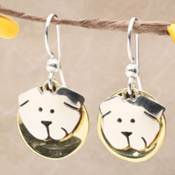 Happy Critters Earrings